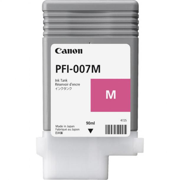 Cartucho Canon LUCIA PRO INK PFI-007 Magenta 90ml 2145C001AA