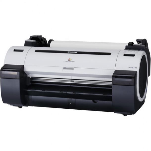 Impressora Canon imagePROGRAF iPF670E