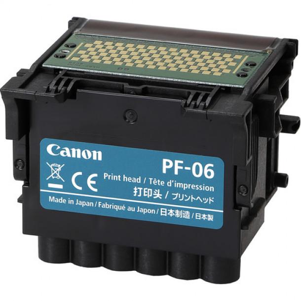 Cabeça de impressão inkjet CANON PF-06