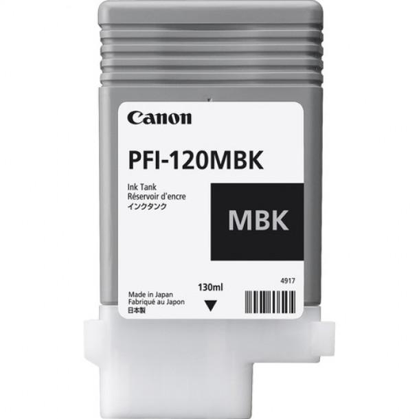 Cartucho Canon LUCIA TD PIGMENT INK PFI-120 Matte Black 130ml 2884C001AA