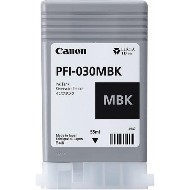 Cartucho Canon LUCIA TD PIGMENT INK PFI-030 Matte Black 55ml 3488C001AA