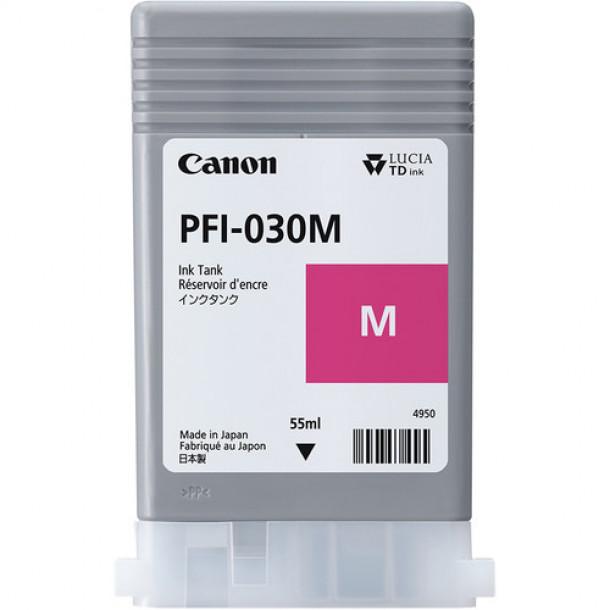 Cartucho Canon LUCIA TD PIGMENT INK PFI-030 Magenta 55ml 3491C001AA