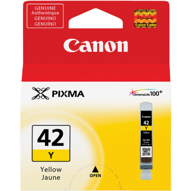 Cartucho Canon CLI-42 Amarelo