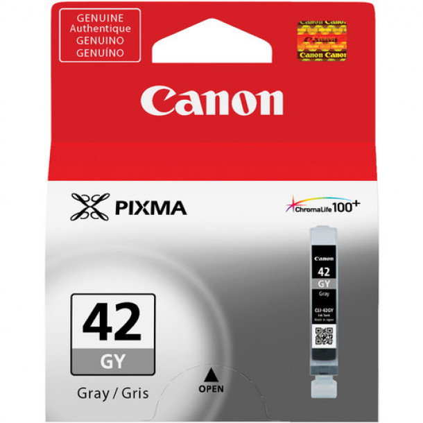 Cartucho Canon CLI-42 Cinza