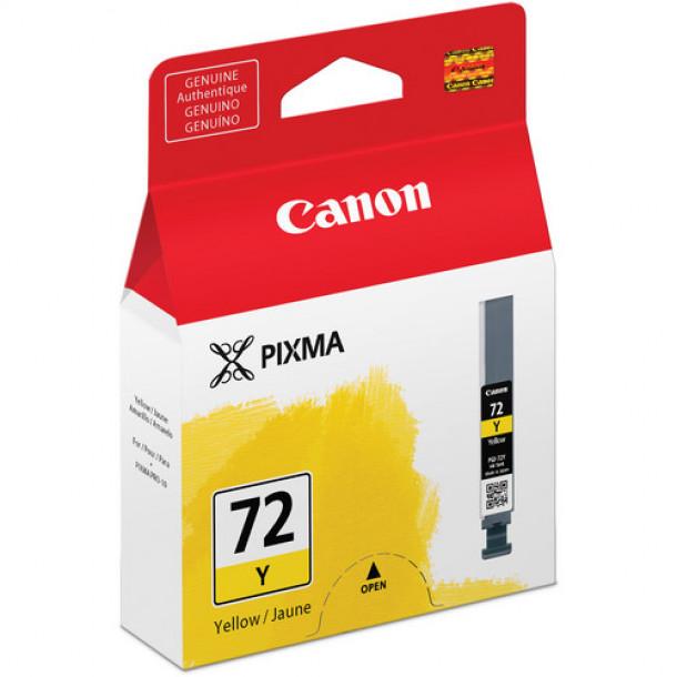 Cartucho Canon PGI-72 Amarelo