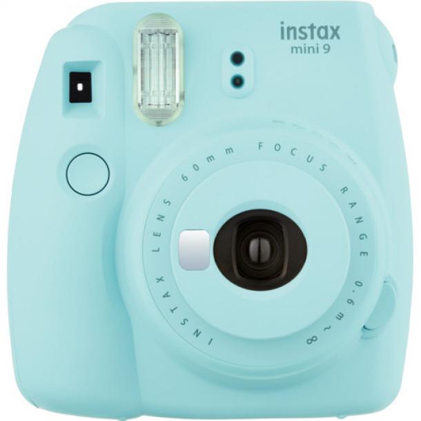Câmera Instax MINI 9 Azul Aqua