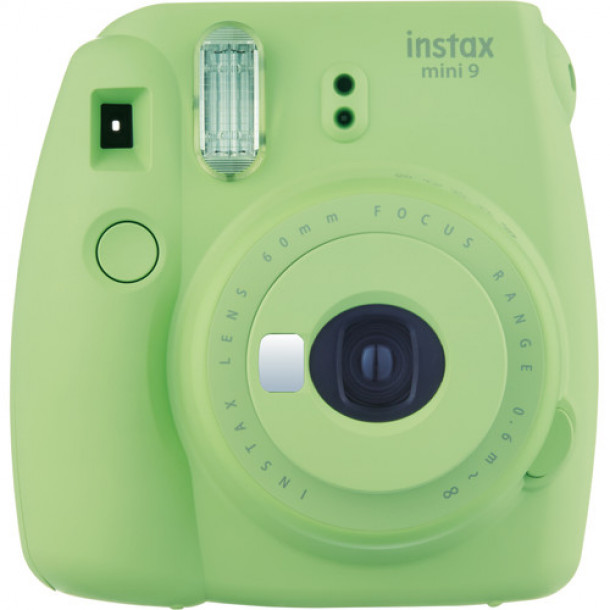 Câmera Instax MINI 9 Verde Lima