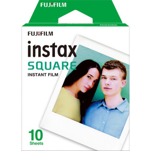 Filme Fujifilm Instax Square Pack c/10 fotos