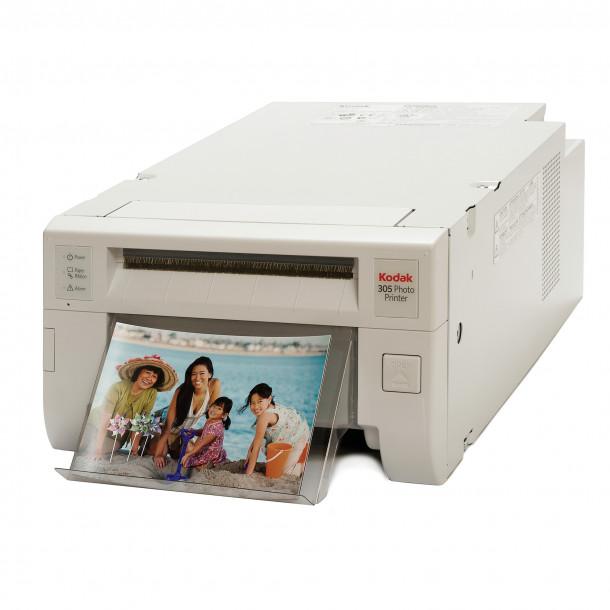 Kodak 305 - Impressora térmica de fotografias