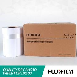 Papel FUJIFILM SmartLab DX100 Brilho 15,2cm x 65 metros