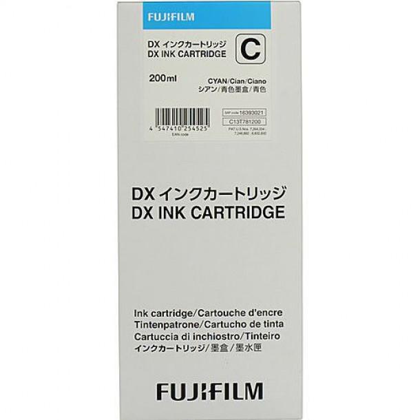 Cartucho Fujifilm SmartLab DX100 Cyan 200ml
