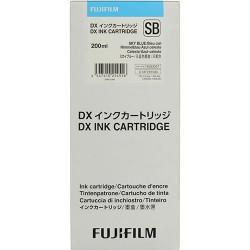 Cartucho Fujifilm SmartLab DX100 Azul Celeste 200ml