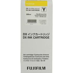 Cartucho Fujifilm SmartLab DX100 Amarelo 200ml
