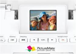 LCD de 2.5'' para visualização