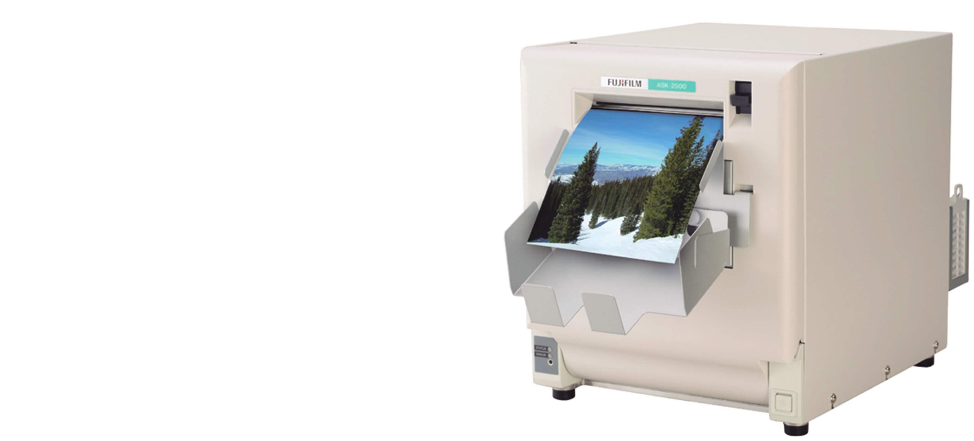 Impressora Térmica Fujifilm ASK 2500