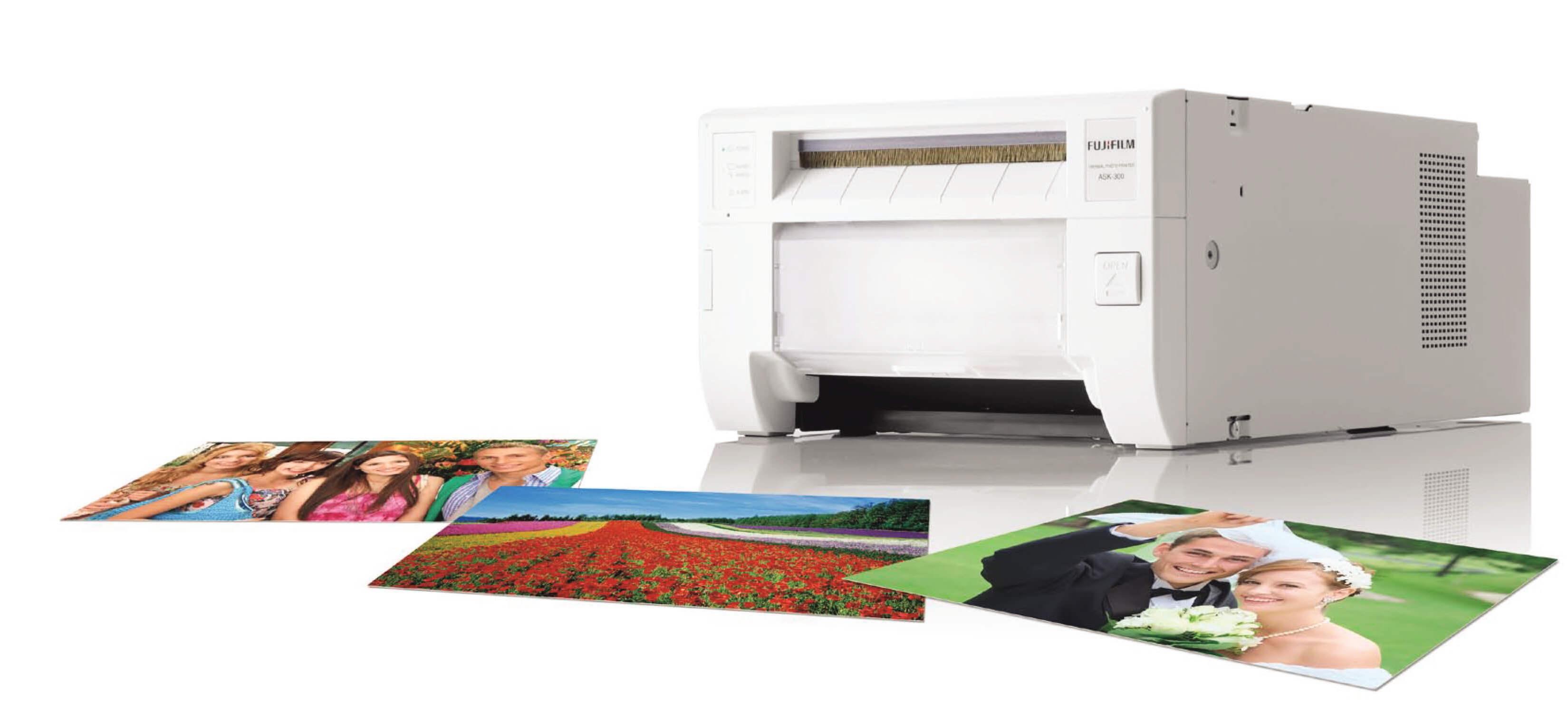 Impressora Fujifilm ASK300